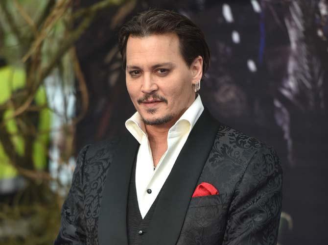 Johnny Depp sarà Grindelwald in Animali Fantastici