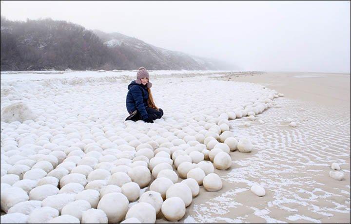 palle di neve giganti
