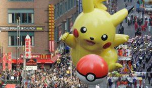 Pokémon GO, arriva l'evento speciale per il Giorno del Ringraziamento