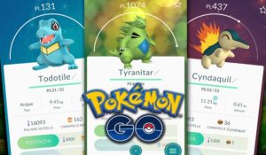 Pokémon GO, in arrivo il Pokédex della seconda generazione