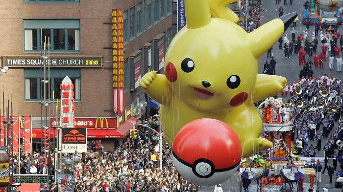 Pokémon GO aggiornamento per il Giorno del Ringraziamento