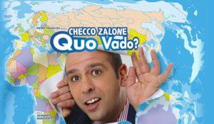 Quo Vado?, il film dei record di Checco Zalone in prima tv su Canale 5