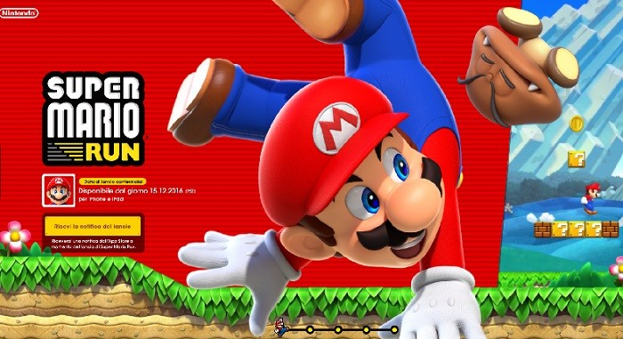 super mario run su android