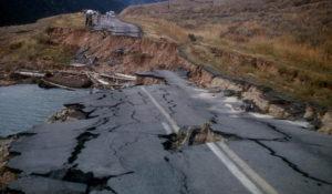 Quanto dura un terremoto? Ce lo dice la crosta terrestre
