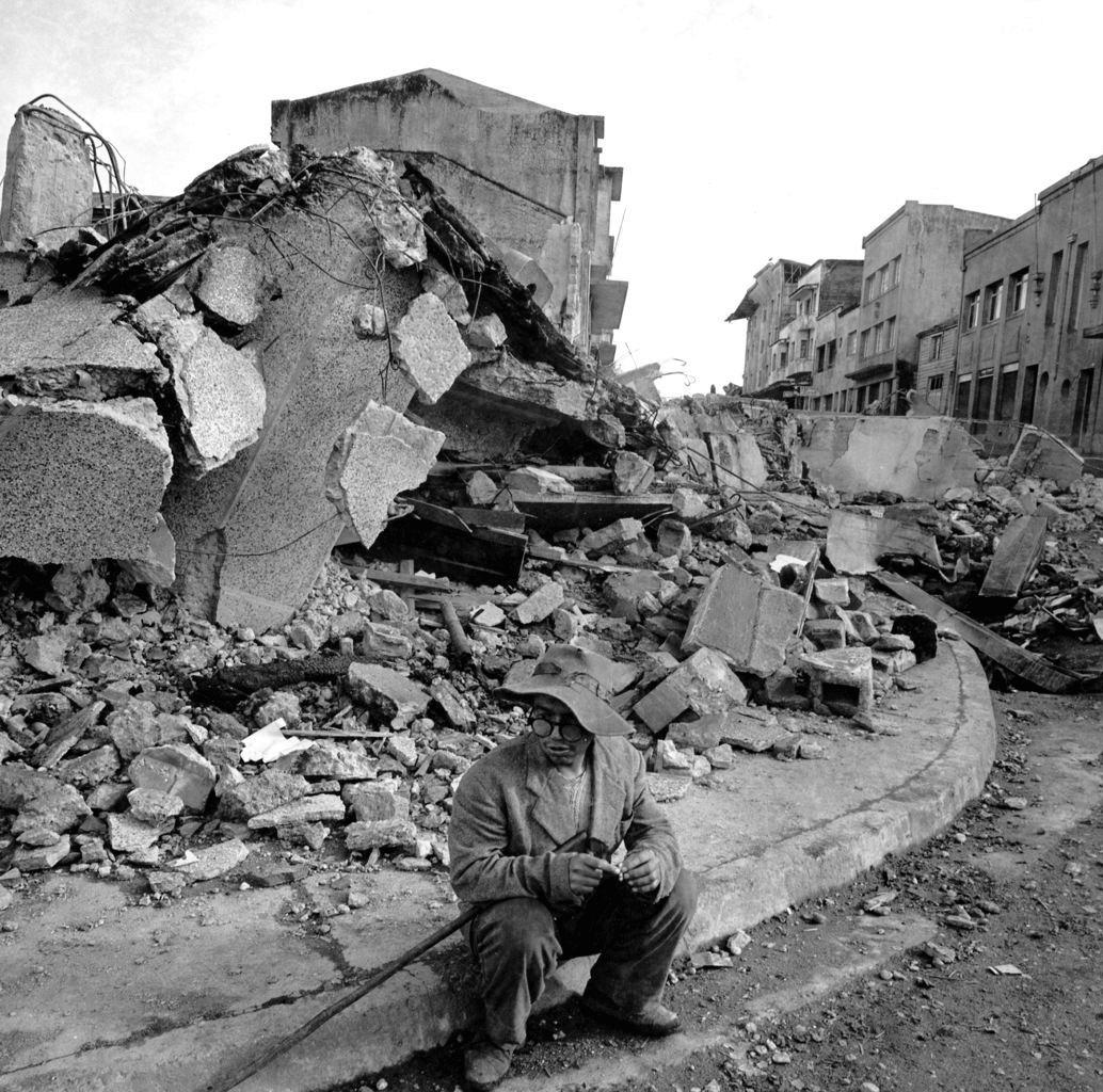 più grande terremoto della storia cile 1960
