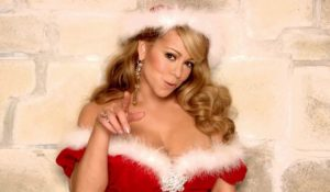 Mariah Carey ancora regina del Natale con All I want for Christmas is You