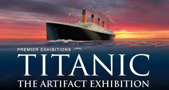 Titanic – The Artifact Exibition