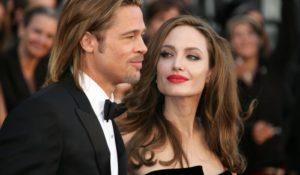 Brad Pitt e Angelina Jolie: no alla privacy sui documenti del divorzio