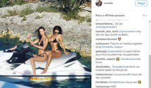 Emily Ratajkowski e Bella Hadid vacanza hot alle Bahamas
