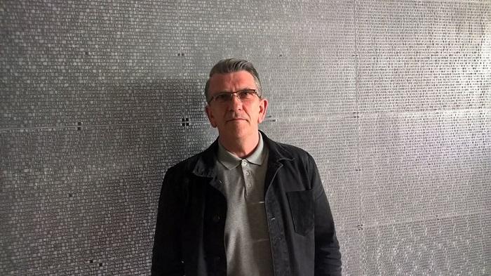 Mike Joyce a Roma