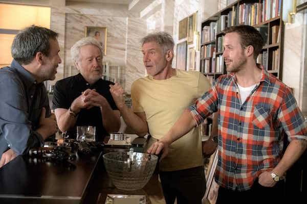 Blade Runner 2049: Ryan Gosling racconta del pugno ricevuto da Harrison Ford