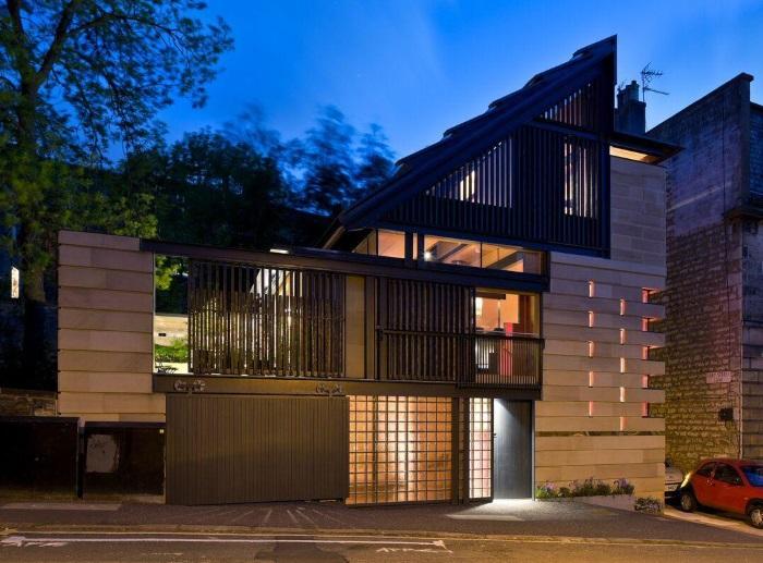 In inghilterra la casa cubo di rubik vince il premio come miglior casa dell anno - Miglior antifurto casa 2016 ...