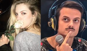 Fabio Rovazzi fidanzato con la modella Karina Bezhenar