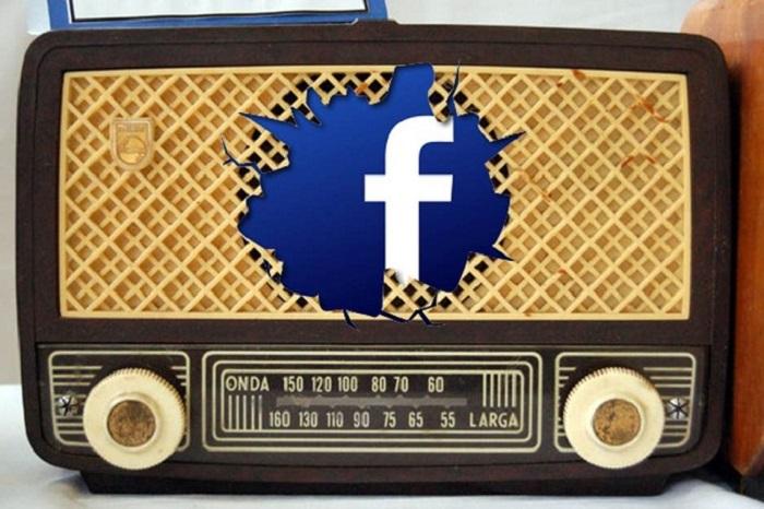 Live audio su Facebook