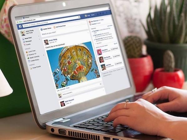facebook diventa un giornale