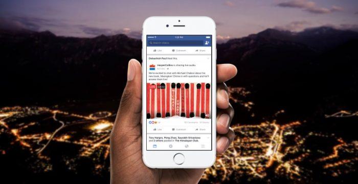 facebook introduce nuovi colori nei post