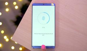 Samsung Galaxy S8, svolta nel design: display all-screen senza tasti