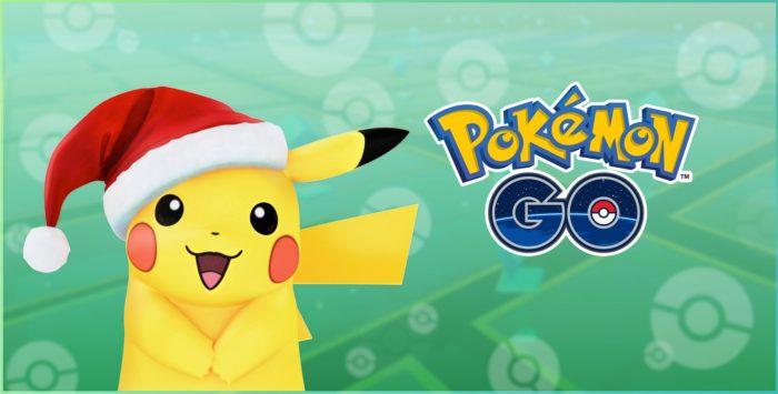pokémon go evento di natale