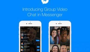Facebook lancia le videochiamate di gruppo su Messanger