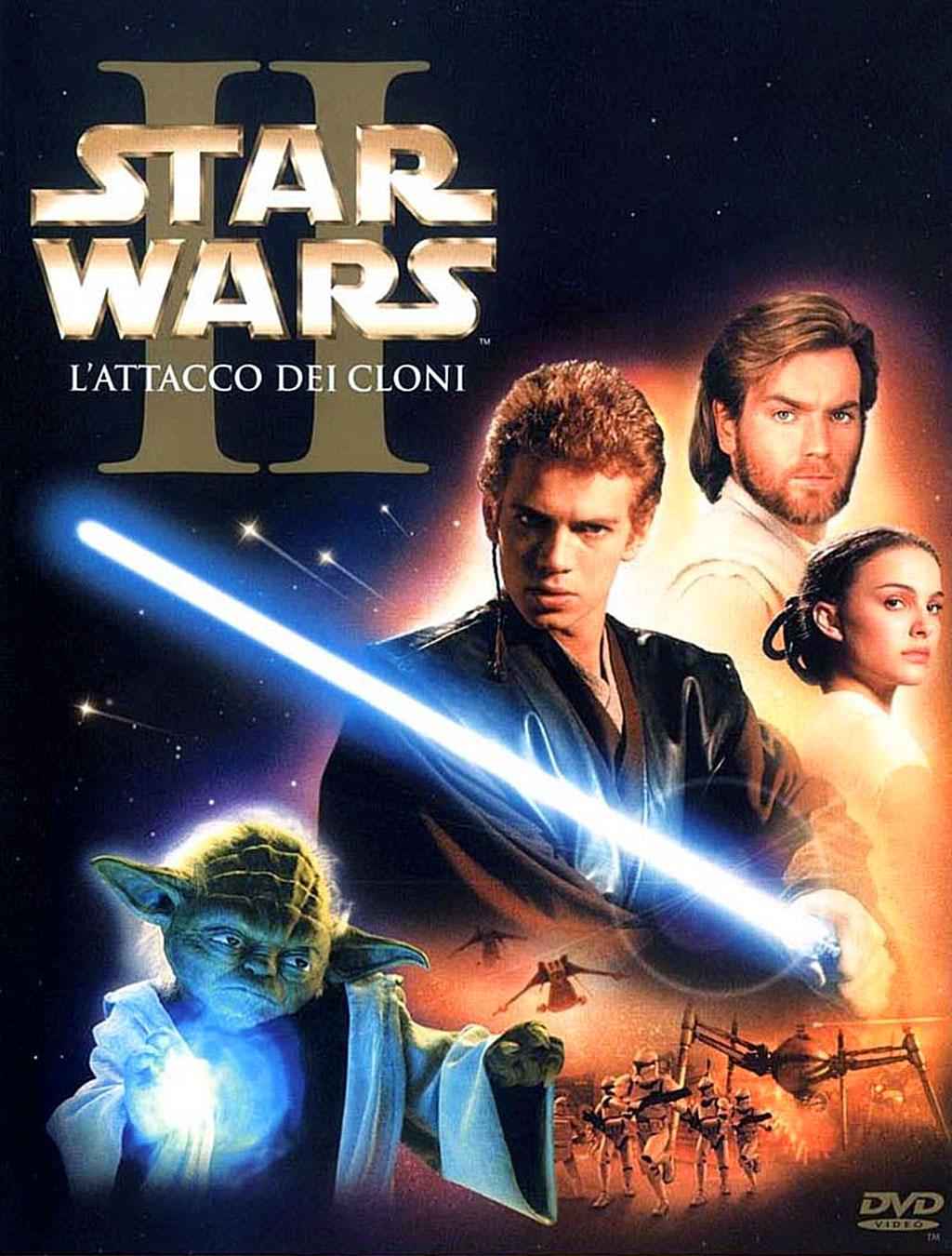 star wars - l'attacco dei cloni