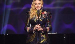 Woman in music, Madonna donna dell'anno per Billboard