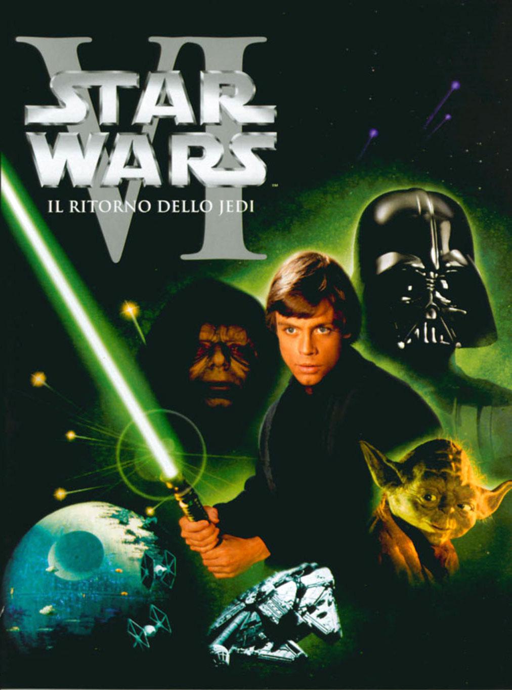 star wars - il ritorno dello jedi