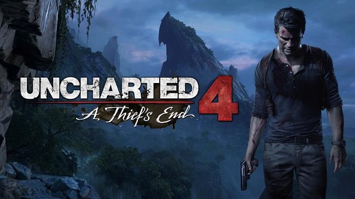 Uncharted 4 miglior gioco dell'anno