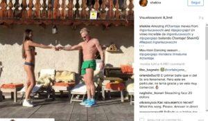 """Gianluca Vacchi è """"Fantastico"""": il nuovo balletto conquista Shakira"""