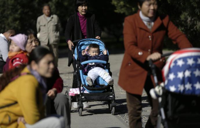 boom di nascite in Cina