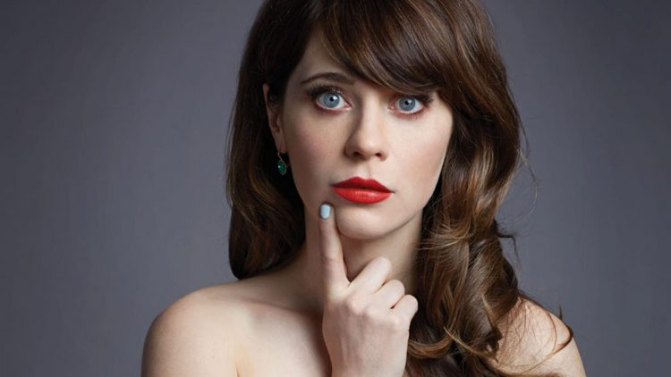 zooey deschanel incinta