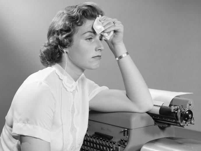 Le donne soffrono molto di più di stress dovuto al lavoro
