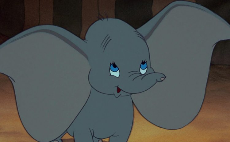 live action di dumbo