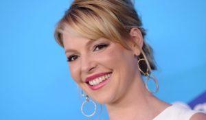 Katerine Heigl di Grey's Anatomy è mamma per la terza volta