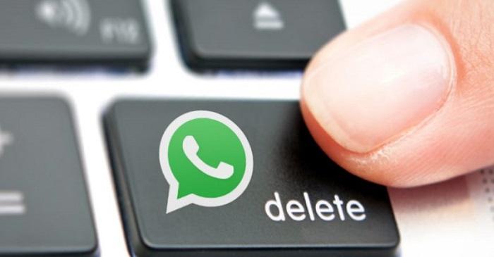 Whatsapp status come toglierlo