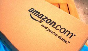 Amazon magazzini volanti in arrivo. Più veloci le consegne del futuro