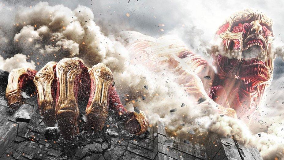 l'attacco dei giganti film live action
