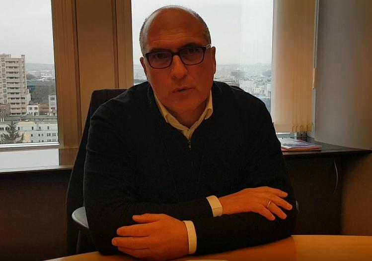 europarlamentare Andre Cozzolino