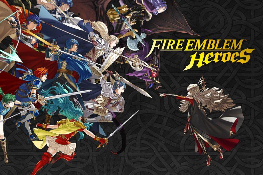 fire emblem heroes come funziona