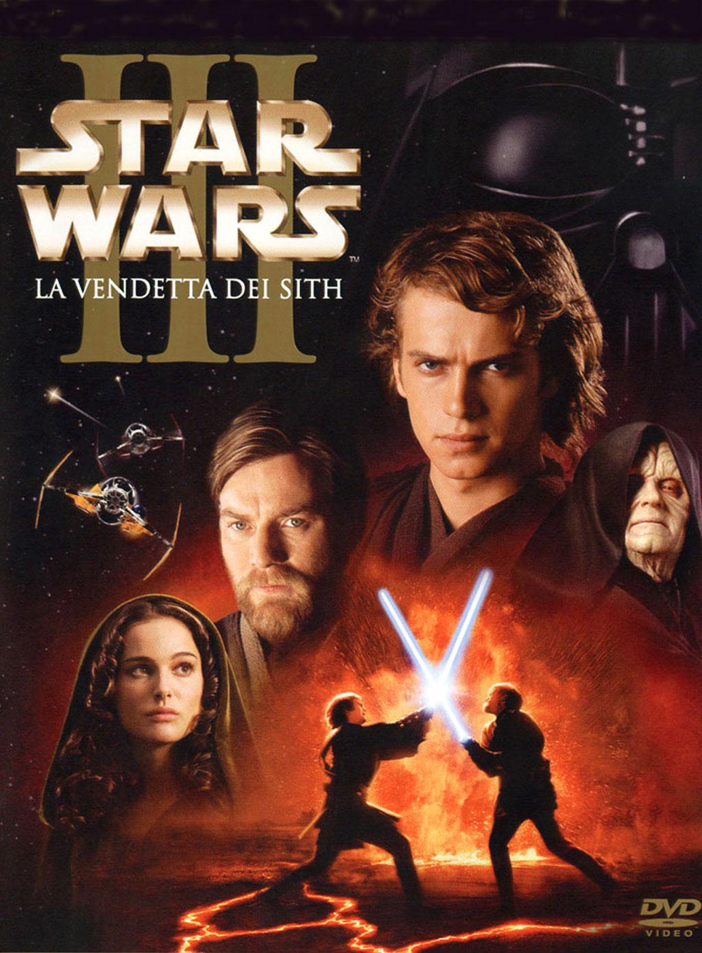 star wars - la vendetta dei sith