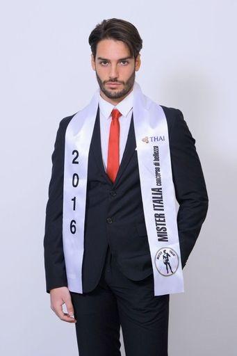 mister italia 2016