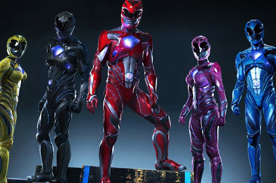 power rangers il film