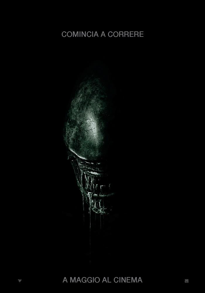 nuovo trailer di alien: covenant