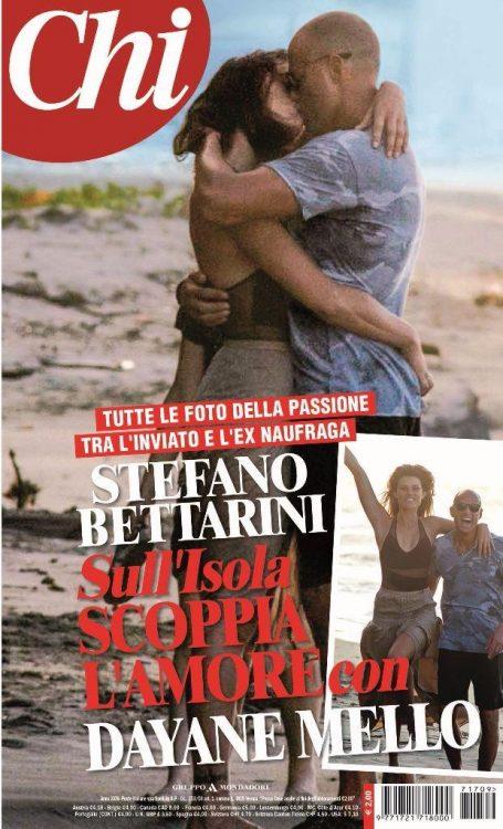 Dayane Mello e Stefano Bettarini