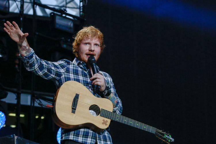 Biglietti per i concerti di Ed Sheeran a Torino
