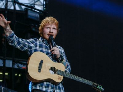 È Ed Sheeran il super ospite della finale di X Factor 11