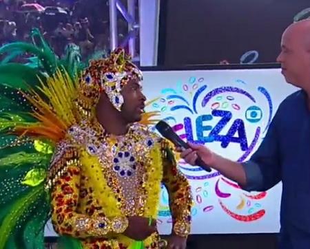 Carnevale di Rio carro contro il pubblico IL VIDEO