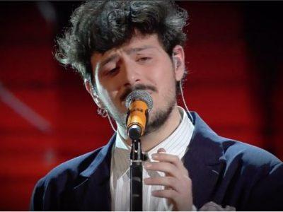 Leonardo Lamacchia con Ciò che resta a Sanremo 2017