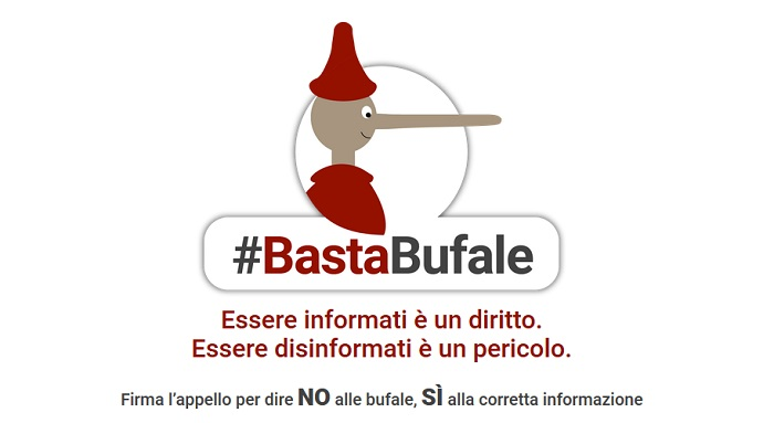 #bastabufale