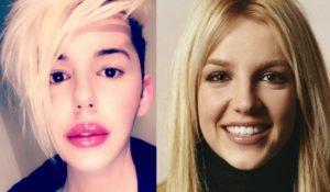 Un ragazzo vuole essere Britney Spears. 70 mila euro e 90 interventi per somigliarle