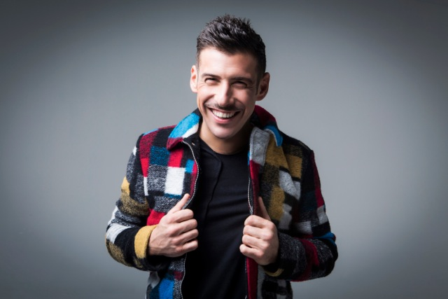 standing ovation francesco gabbani